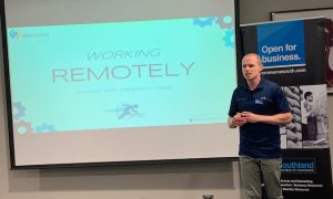 BNZ Biz Bites – Working Remotely – Winning with Dispersed Teams