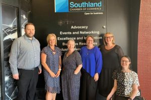 Southland Chamber of Commerce champions workplace wellbeing