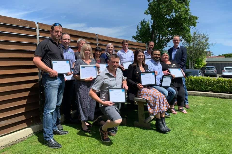 Leadership Academy Graduation – Intake 4