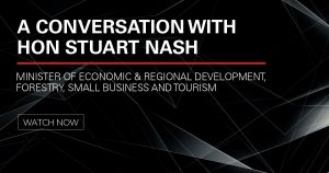 A Conversation with Hon Stuart Nash