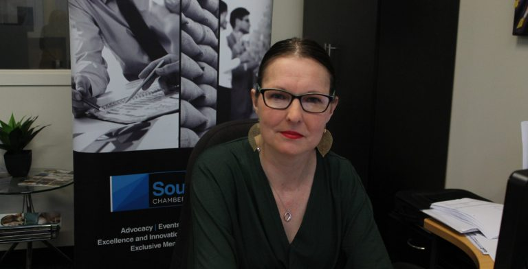 Southland Chamber of Commerce chief executive Sheree Carey raises concerns about Invercargill City Council's performance. PHOTO: LUISA GIRAO