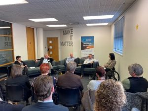 A Panel Discussion for Leadership Academy Alumni